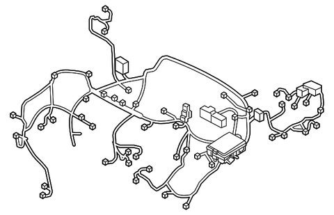 2010 Kia Rio Engine Diagram, 2010, Free Engine Image For