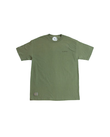 VANISHING POINT MILITARY SHORT SLEEVE