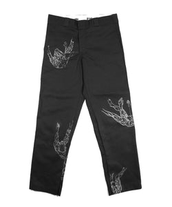 FALLBACK PANTS BLACK