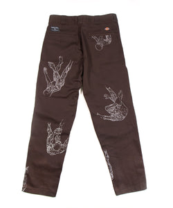 FALLBACK PANTS BROWN