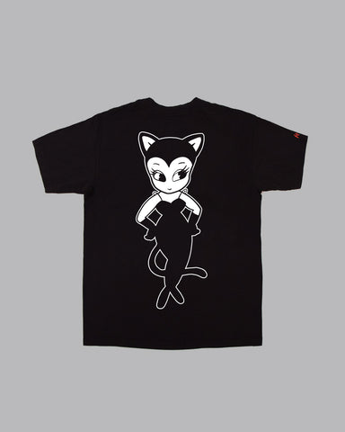 SRANK YOUTH BLACK TSHIRT