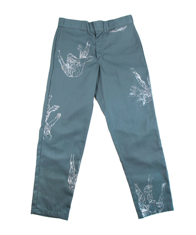 FALLBACK PANTS TEAL