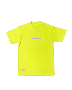 SAFETY GREEN LOGO TSHIRT