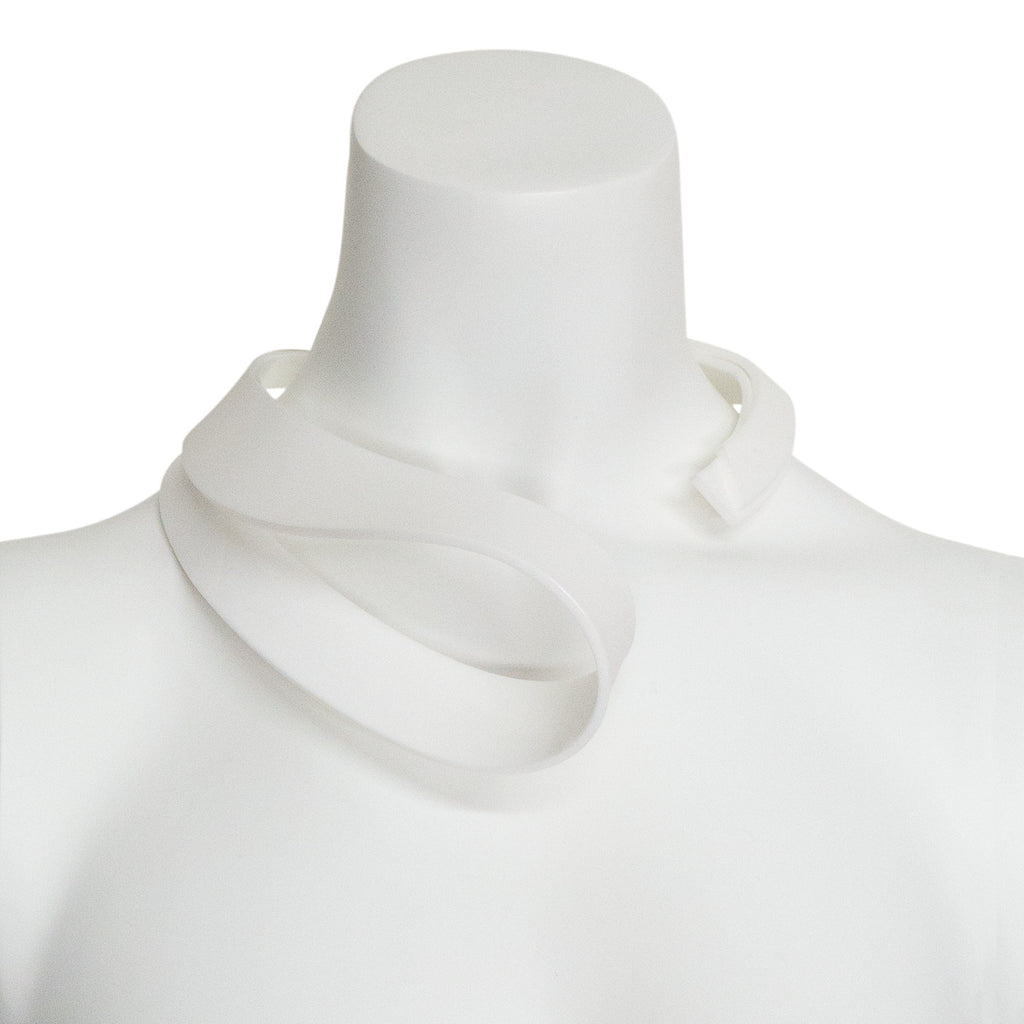OCN26 Thick Folded Loop Neck