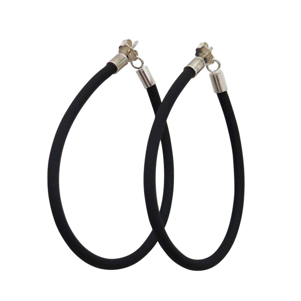OE4 Oval E/R Rubber Hoops