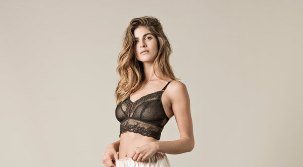 Nui Ami - Cupsize Sleep Bralette | Nui Ami - Cupsize Sleepwear Responsibly Made in the UK