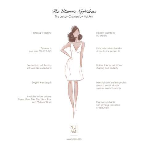 Nui Ami | The Ultimate Nightdress