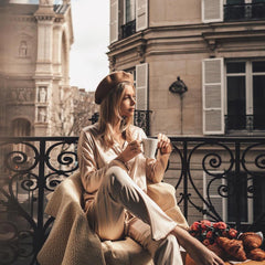 Nui Ami | Luxurious Silk Sleepwear | Paris Silk Pyjamas