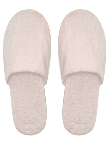 Nui Ami Paris Cashmere Slippers
