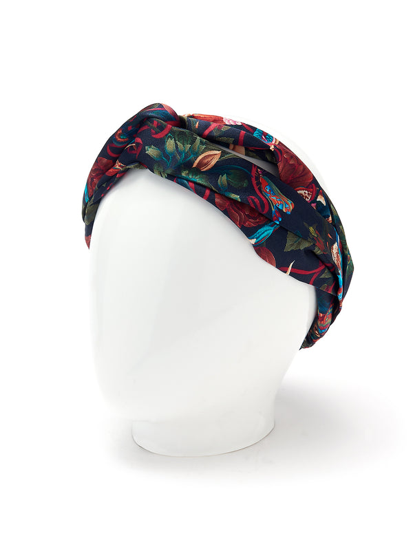 Birdsong Silk Headband