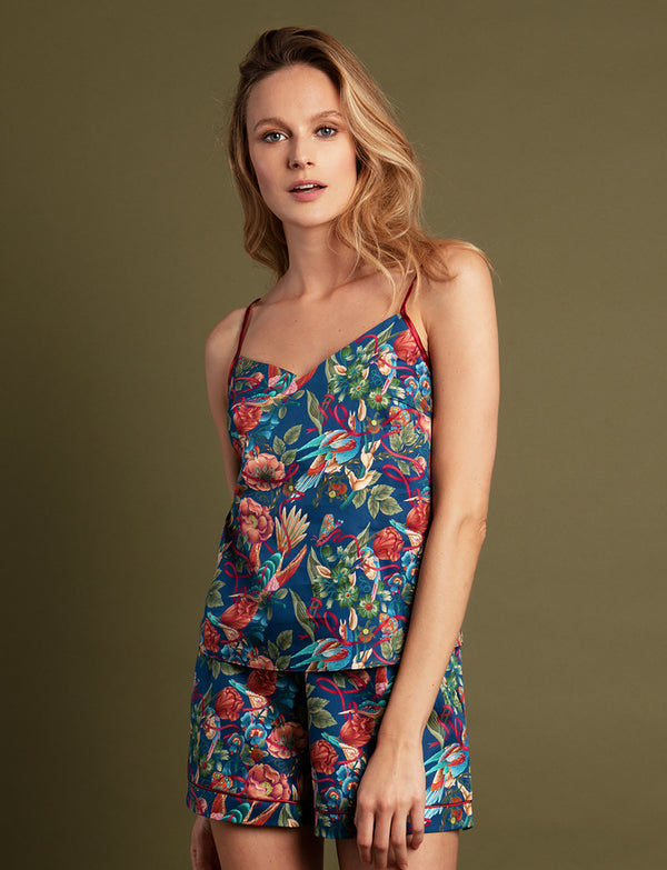 Printed Cotton Camisole