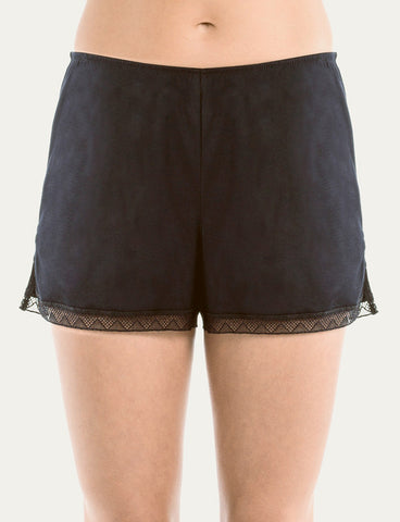 London Short Midnight Black front