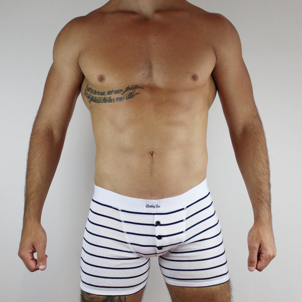 Boxer homme made in France Battling Joe 100% coton