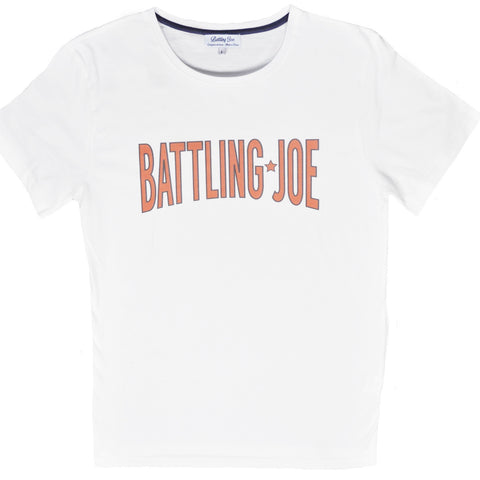 Tee-Shirt logo Battling Joe (Fabriqué En France)