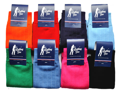Chaussettes made in France battling joe fil d'Ecosse