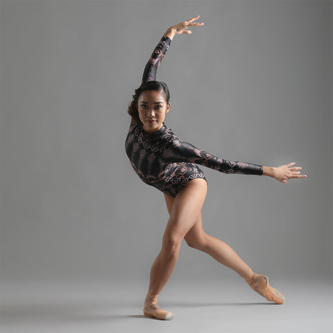 Audition Dancewear ethos collection