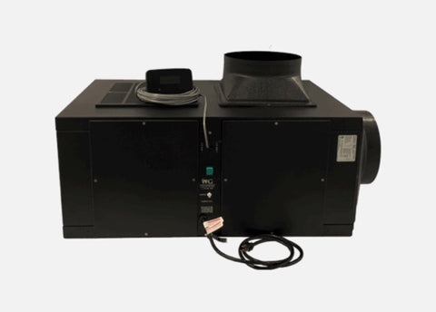 D025 (99H0250-16) 3760 BTUH Air-cooled - Low Ambient -  High Ambient - 1/4 Ton Unit