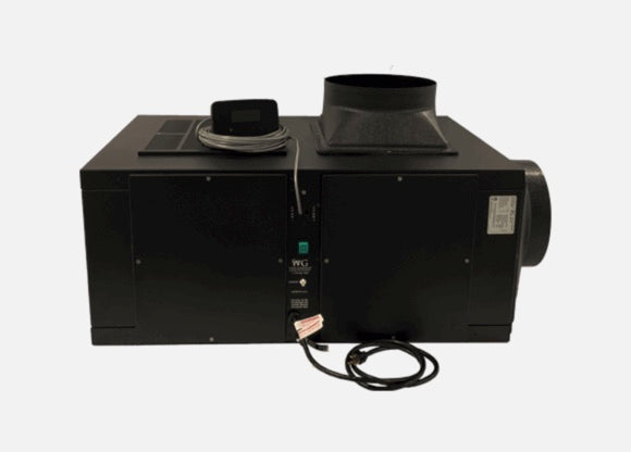 D050 (99H0251-13) 6320 BTUH Air-Cooled - Low Ambient - Electric Heat - 1/2 Ton Unit