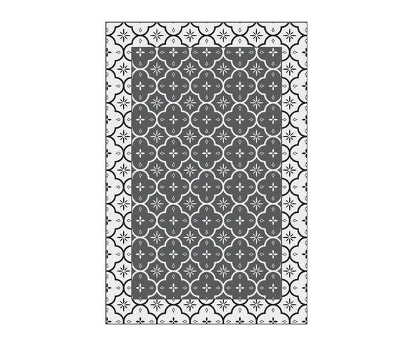 Ceramic Vinyl Table Runner FM023718(14