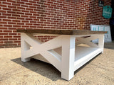Farmhouse Coffee Table - Urbanlux