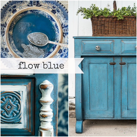 Flow Blue - Urbanlux Home