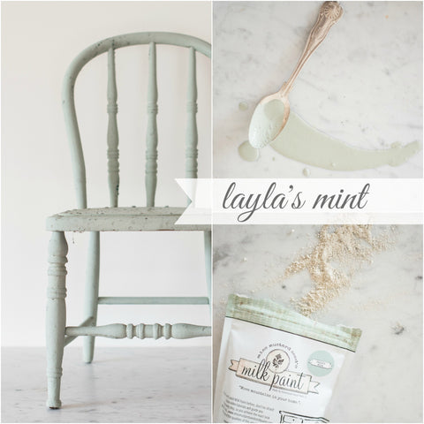 Layla's Mint - Urbanlux Home