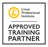 Linux Professional Institute como Training Partner