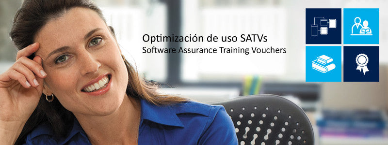 Optimización de uso SATVs (Software Assurance Training Vouchers)