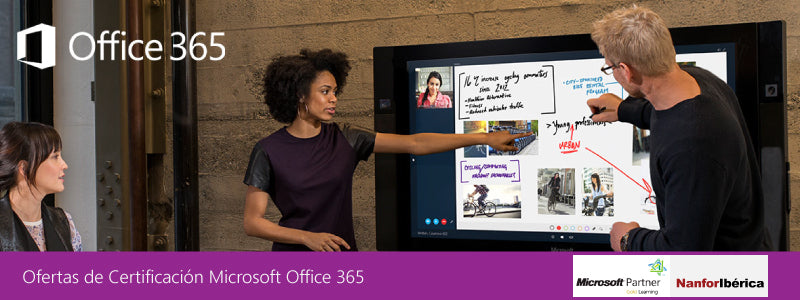 Oferta de certificación MS Office 365