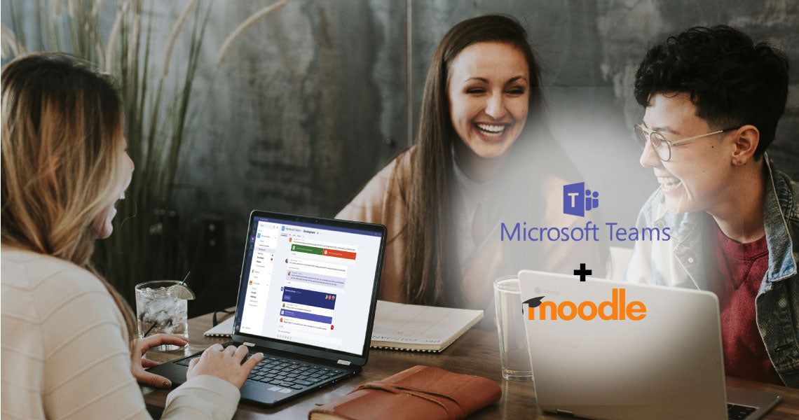 Azure-Moodle-Teams  Services