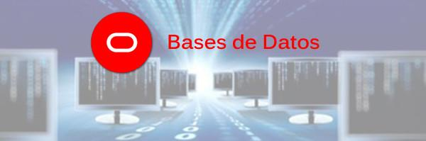 BASES DE DATOS ORACLE