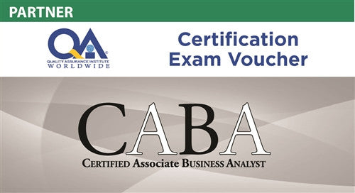 Certified Associate Business Analyst: (CABA) - nanforiberica
