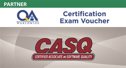 Certified Associate in Software Quality: (CASQ) - nanforiberica