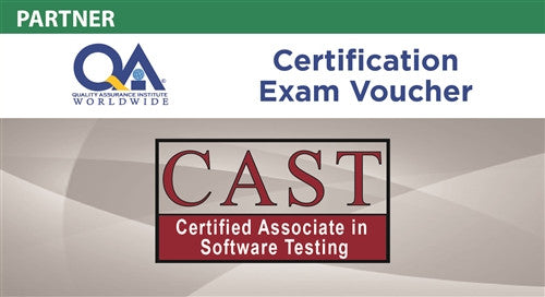 Certified Associate in Software Testing: (CAST) - nanforiberica