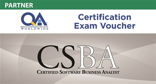 Certified Software Business Analyst: (CSBA) - nanforiberica