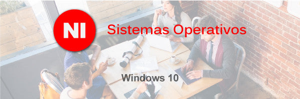 Windows 10 - nanforiberica