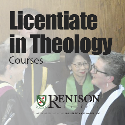 Licentiate in Theology (LTh) Credit