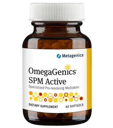 OmegaGenics® SPM Active