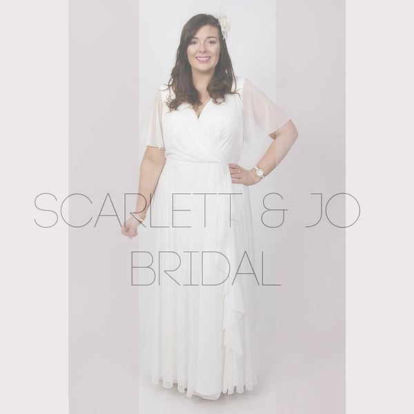 The Face of Scarlett & Jo Bridal