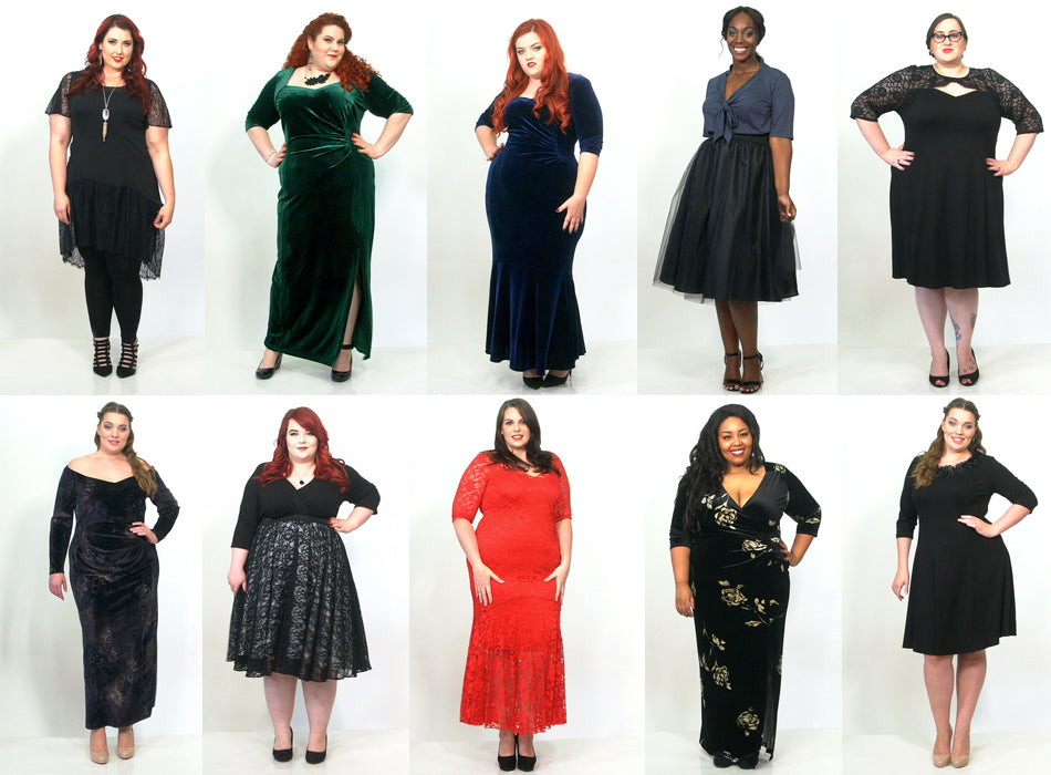 plus size new year's eve dresses