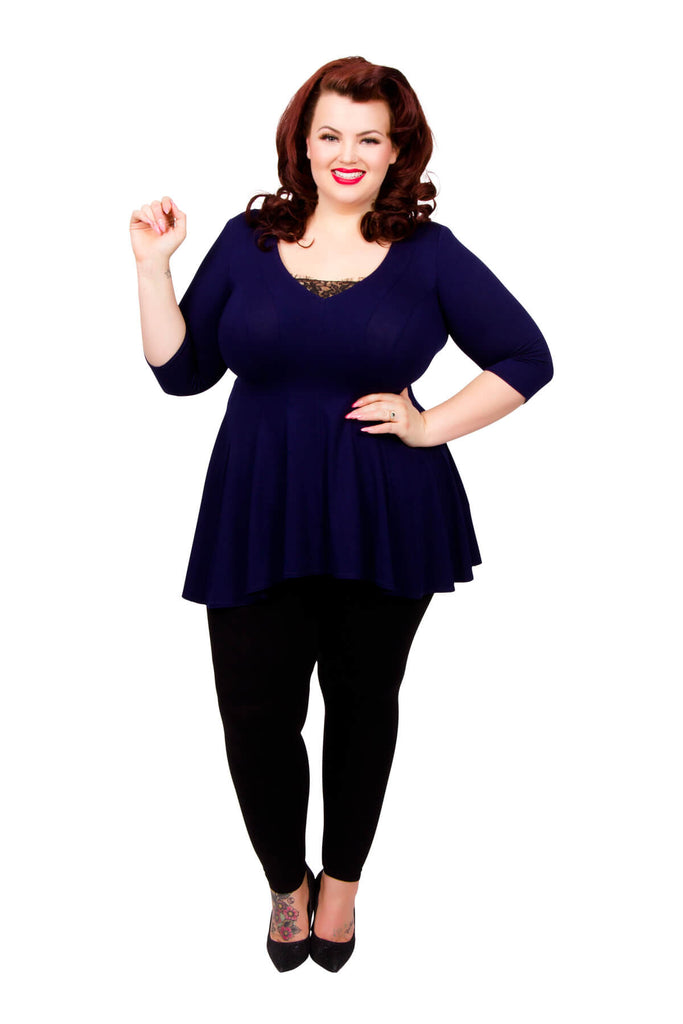 Slimline Miracle Tunic Top