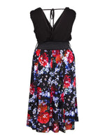 Scarlett & Jo Dresses Black Multi / 14 Sophia 2-in-1 Dress