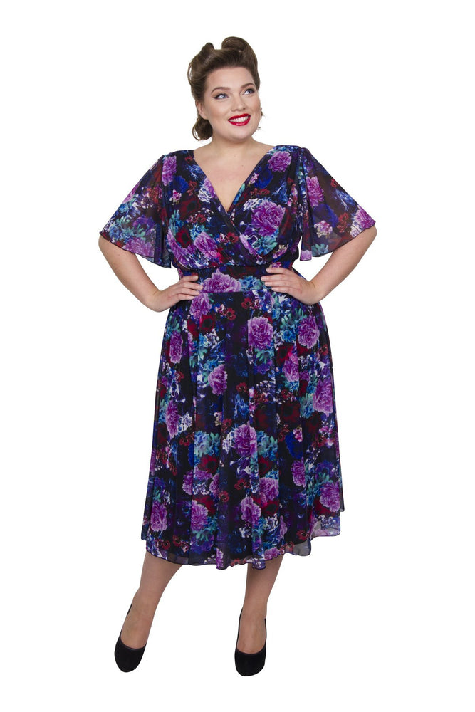The Deborah Floral Dress