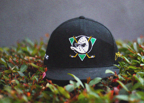 Mighty Smooth Ducks Snapback