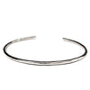 Thin Bracelet in Sterling Silver - Lauren Shaddow Jewelry