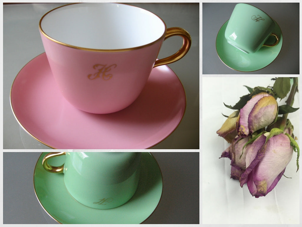 our wedding teacup sets