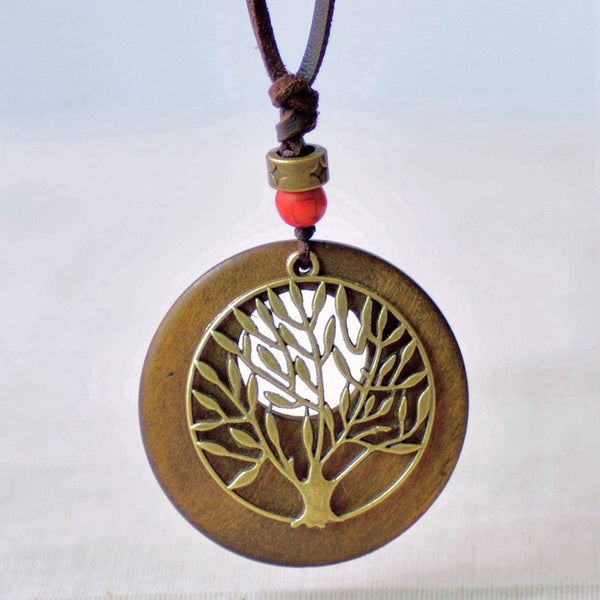 A Little Tree Necklace