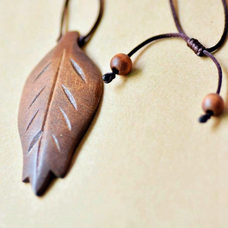 Connection with Nature Necklace