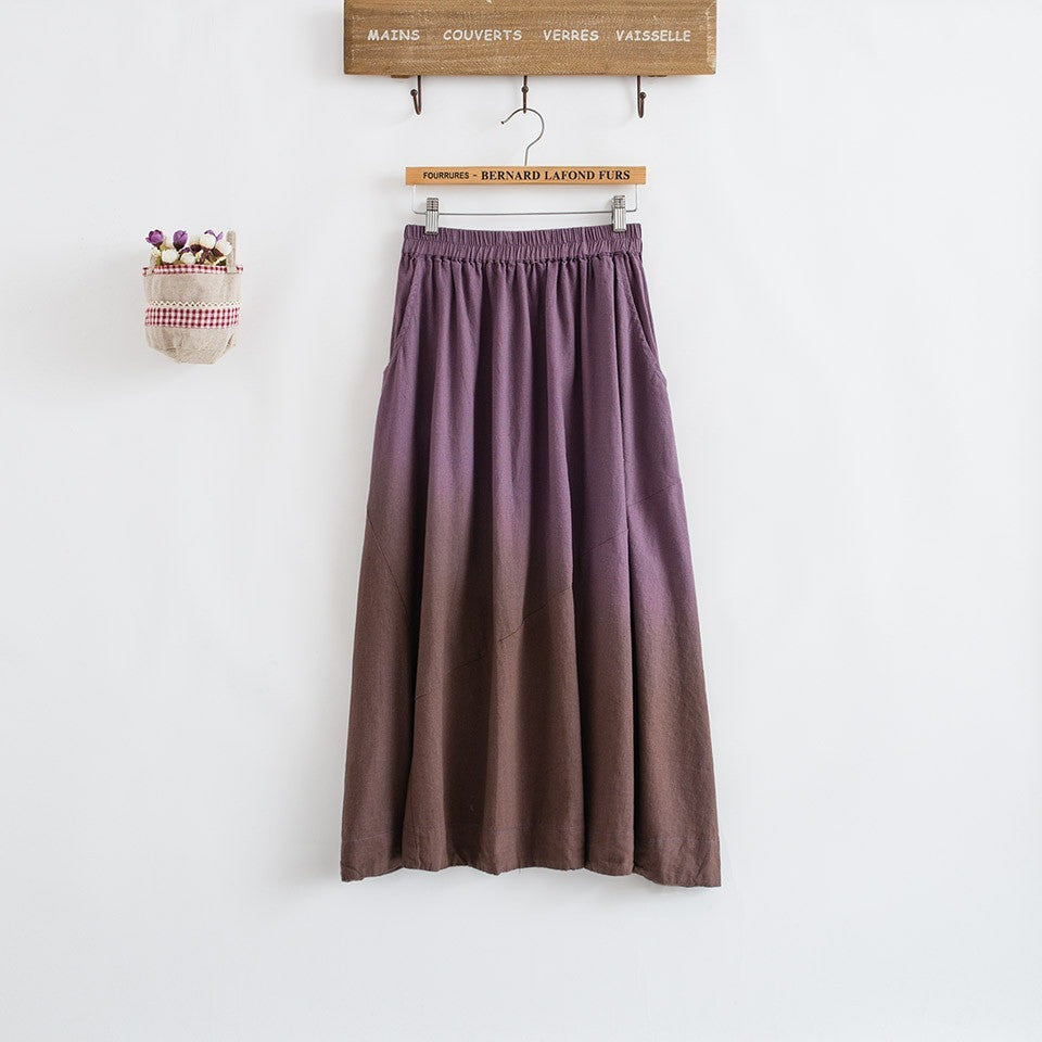 Gradation Sentiments Skirt