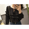 Hobo frill top